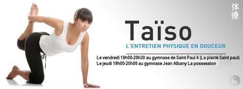 Nouveau au JCO-974: Taïso et Self-Défense